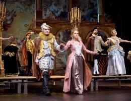 Χιλιάδες θεατές ερωτεύτηκαν τον Ερωτευμένο Σαίξπηρ!