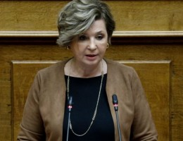 Γεροβασίλη στα Παραπολιτικά 90,1 για τουρκικές προκλήσεις: Οι κυρώσεις στη γείτονα το ισχυρότερο διπλωματικό εργαλείο της κυβέρνησης