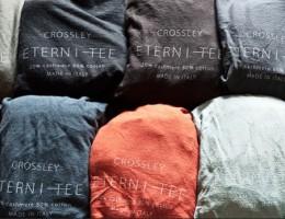 Παρουσίαση της High Summer συλλογής του brand Crossley