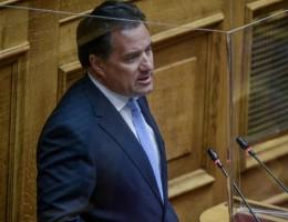 Γεωργιάδης στα Παραπολιτικά 90,1: Δεν υπάρχουν ημερομηνίες για το άνοιγμα της αγοράς - Όλα θα εξαρτηθούν από την επιτροπή των λοιμοξιολόγων