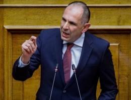 Γεραπετρίτης στα Παραπολιτικά 90,1: Τα χωρικά ύδατα αποτελούν εθνική κυριαρχία και είναι δικαίωμα της Ελλάδα να το πράξει