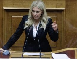 Αραμπατζή στα Παραπολιτικά 90,1 για επίθεση στο γραφείο της: Οι φίλοι του Δημήτρη Κουφοντίνα φαίνεται πως θέλουν περισσότερο αίμα