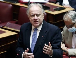 Κατρούγκαλος στα Παραπολιτικά 90,1 για συνάντηση Δένδια - Τσαβούσογλου: Η ελληνική πλευρά πρέπει να έχει ατζέντα